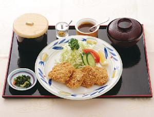 米澤豚一番育ちヒレカツ膳